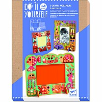 DIY Animal World Picture Frames