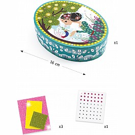 Djeco Little Secrets Diy Box Craft Kit