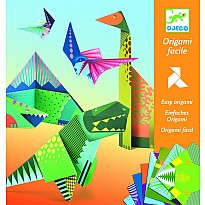 Petit Gifts - Origami Dinosaurs