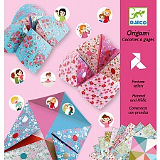 Petit Gifts - Origami Fortune Tellers - Flowers