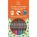Art Supplies 12 Watercolor Pencils