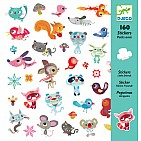 Petit Gifts - Stickers Little Friends