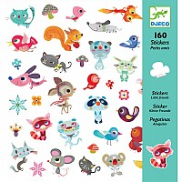 Stickers - Little Friends