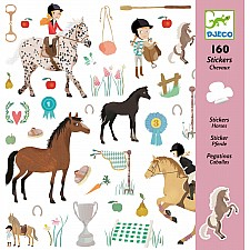 Petit Gifts - Stickers Horses