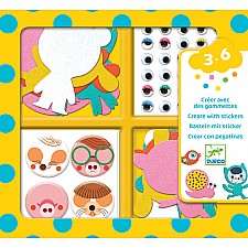 Petit Gifts - Sticker Kits I Love Animals