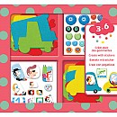 Petit Gifts - Sticker Kits I Love Cars