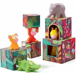 Maxi Topanijungle Blocks for Infants