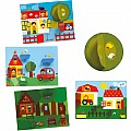 Djeco Hide And Seek Collage Craft Kit