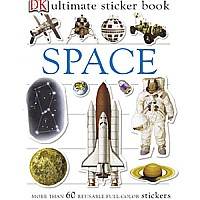 DK Space Sticker Book