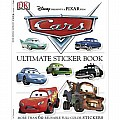 Disney Cars Ultimate Sticker Book