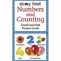 My First Touch  Feel Picture Cards: Numbers  Counting