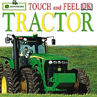 John Deere: Touch and Feel Tractor