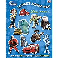 Disney Pixar Ultimate Sticker Book
