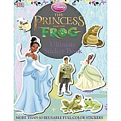 the Princess and the Frog Ultimate Sticker Book