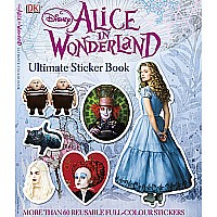 Ultimate Sticker Book: Alice In Wonderland