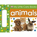 My Little Carry Books: Animals