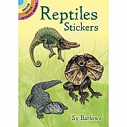 Reptiles Stickers