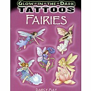 Glow-in-the-Dark Tattoos Fairies