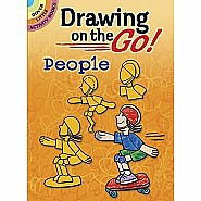 Drawing on the Go! People