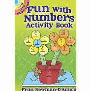 Fun with Numbers Activity Book