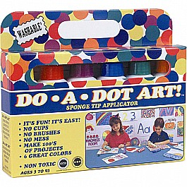 Do A Dot Art 6 Pack Rainbow