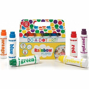 Do-a-Dot Art Markers 6-pk Rainbow