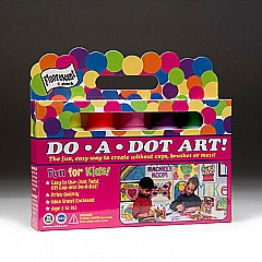 Dot-Art Markers 5-pk Fluorescent