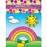 Rainbow Trail Coloring & Activity Book