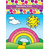 Do A Dot Rainbow Trail Coloring Book