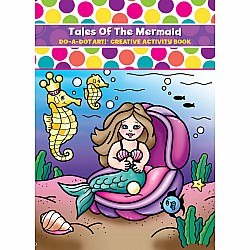 Do-a-Dot Tales of the Mermaid Activity Book