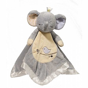 Snuggler - Gray Elephant