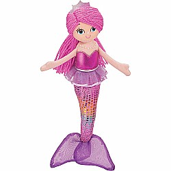 OLIVIA PINK MERMAID Douglas Plush 10""