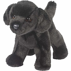 Bear Black Lab 10""