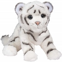 Silky White Tiger Cub