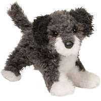 Douglas Toys Brody Gray Schnoodle