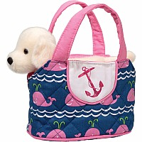 Sea Dog Tote/ Lab