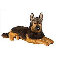 Major German Shepherd
