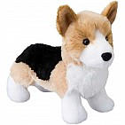 Shorty Corgi Tri-Color 8 Inch