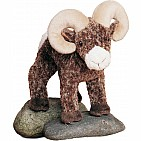 Climber Big Horn Sheep 8 Inch