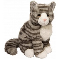 Nickel Gray Stripe Cat