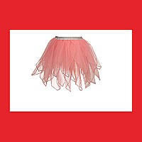 Fanciful Fairy Tutu, Pink - S