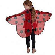 Ladybird Wings with Glitter