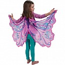 Pink Fairy Rainbow Wings