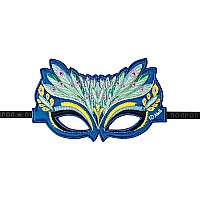 Mask, Peacock
