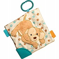 Tan Dog Act Blankee