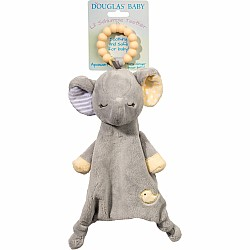 Gray Elephant Teether