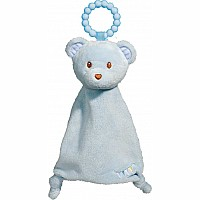 Blue Bear Teether