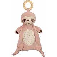 Pink Sloth Teether*