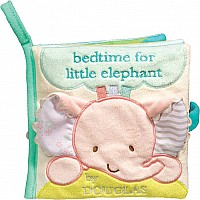 Douglas Activity Book Pink Elephant