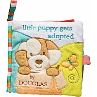 Douglas Activity Book Tan Pup